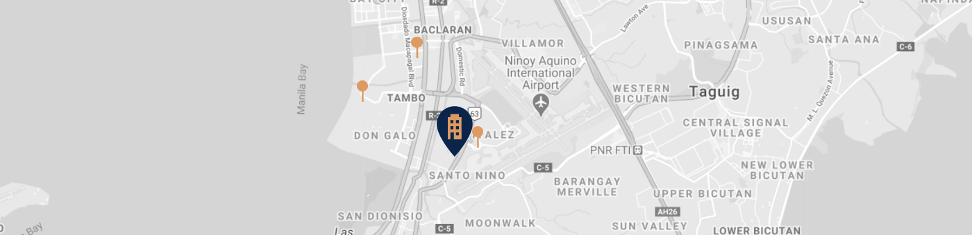 Gold Residences Map