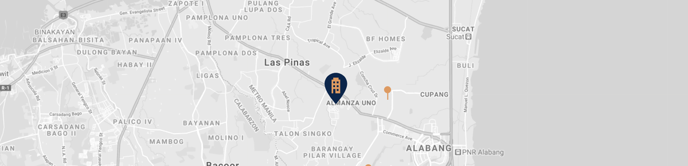South 2 Residences Map